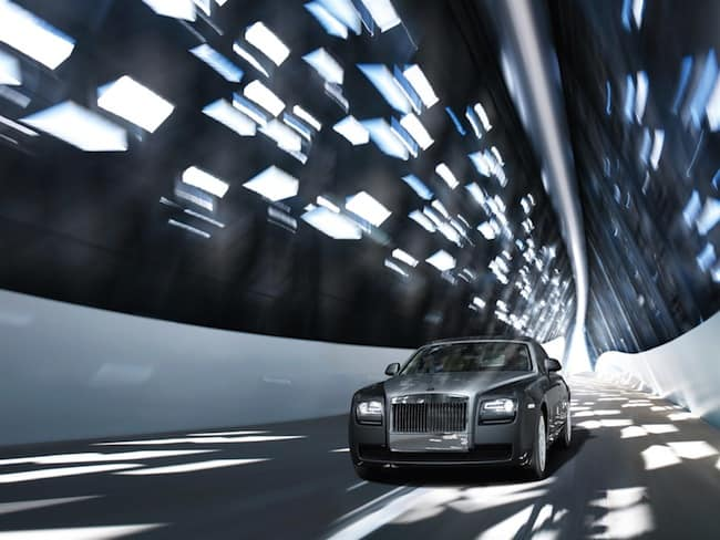 2011 Rolls-Royce Ghost Review