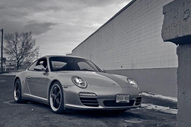 2012 Porsche 911 Carrera 4 Review