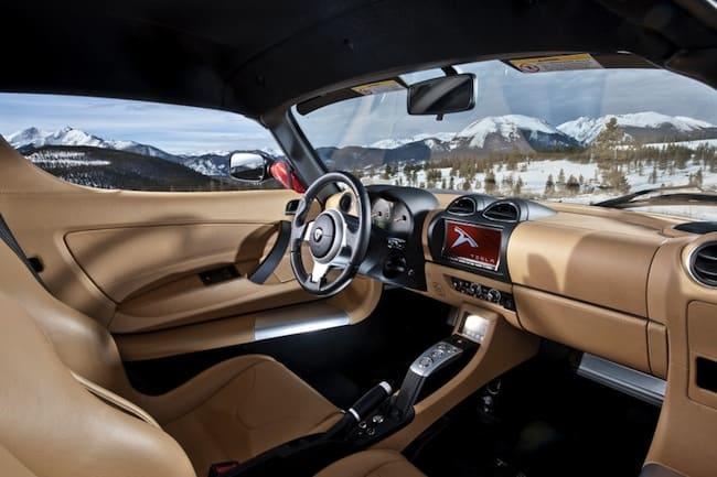 2012 Tesla Roadster Sport 2.5 Review