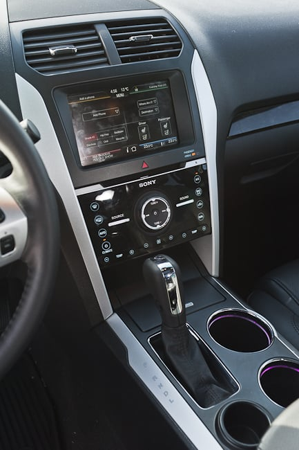 2012 Ford Explorer Limited Review