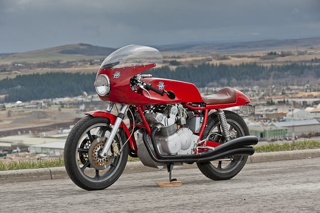 Reigniting the passion: A 1975 MV Agusta Motorcycle Feature