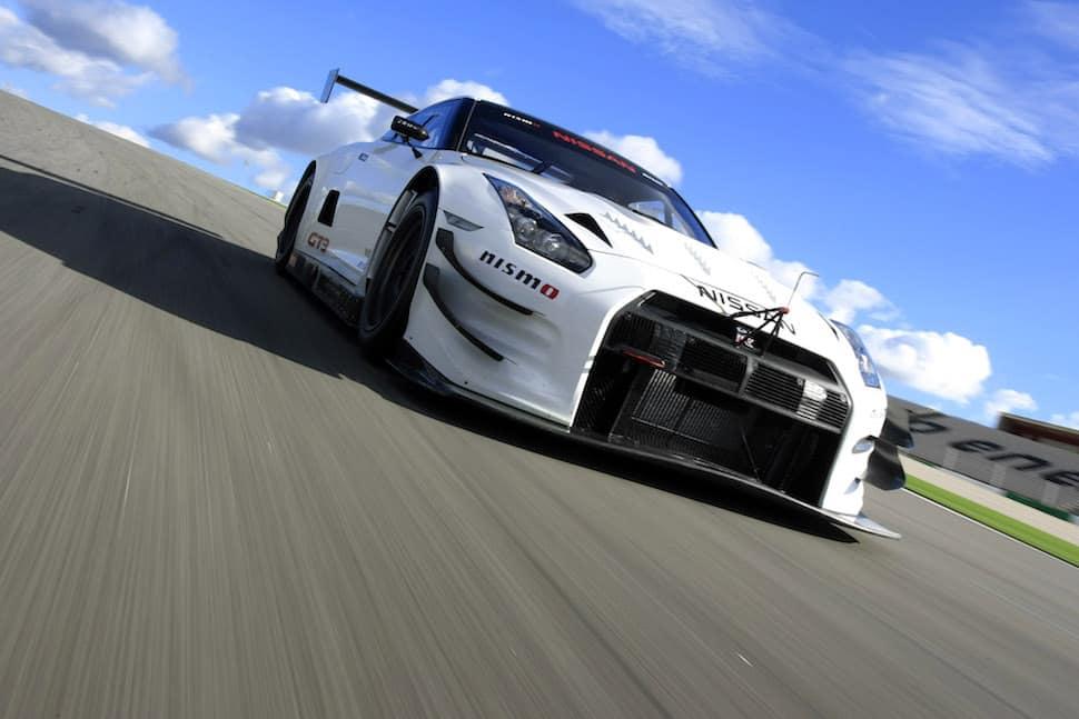 2013 Nissan GT-R GT3