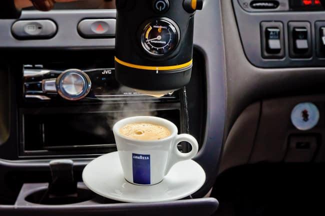 Handpresso Auto E.S.E. Portable Espresso Machine review