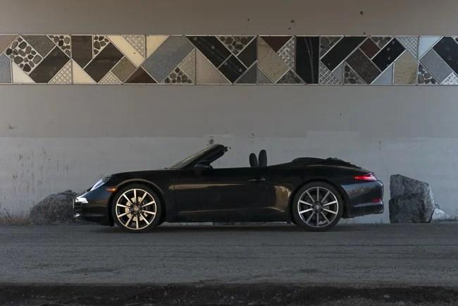 2013 Porsche 911 Carrera Cabriolet