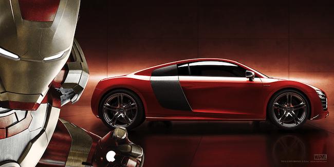 Audi Iron Man 3