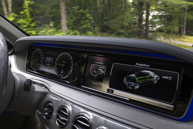 2014 Mercedes-Benz S-Class Review-dash