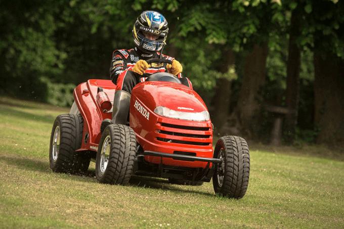 Honda-130-MPH-Lawnmower