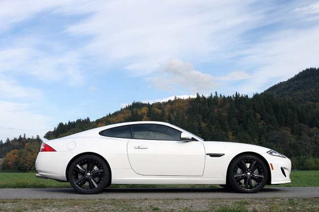 2013 Jaguar XK-R Review