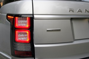2014 Range Rover Supercharged Review lamp