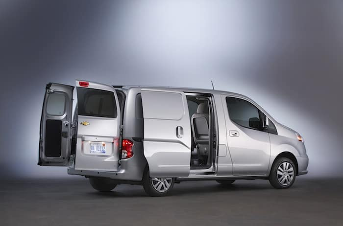2015 Chevrolet City Express price