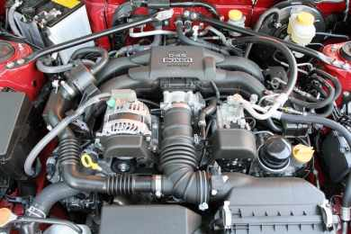 2014 Scion FR-S Review-Engine