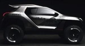 Peugeot-2008DKR-sideview