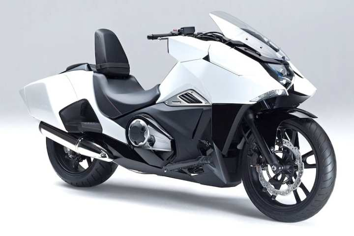Honda NM4 Concept Motorcycle
