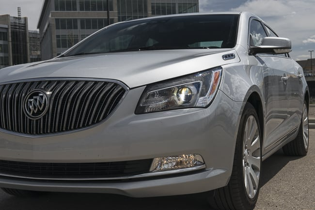 2014 buick lacrosse review. Cars Review. Best American Auto & Cars Review