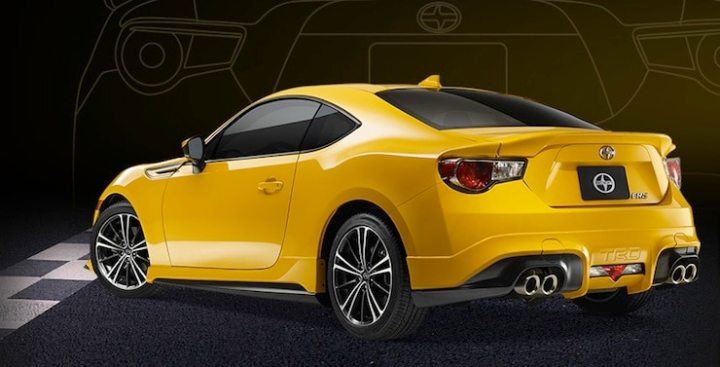 2015 Scion FR-S Release Series