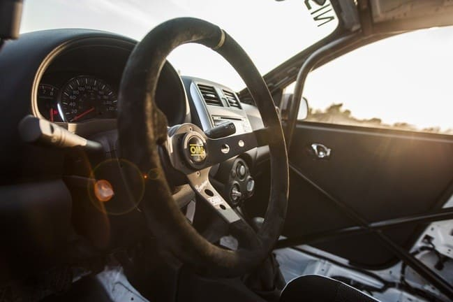 2015 Nissan Micra Cup-cabin