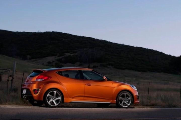 2015 Hyundai Veloster Turbo Review