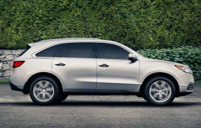 2015_acura_MDX_sideview