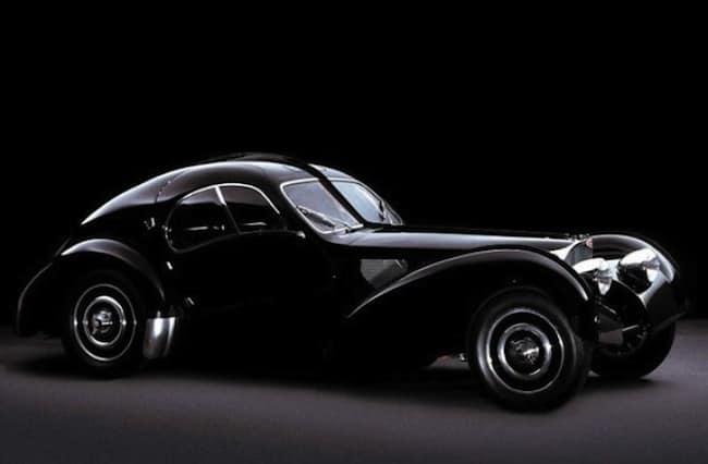 Bugatti-Inspired Ralph Lauren Skeleton Automotive Watch