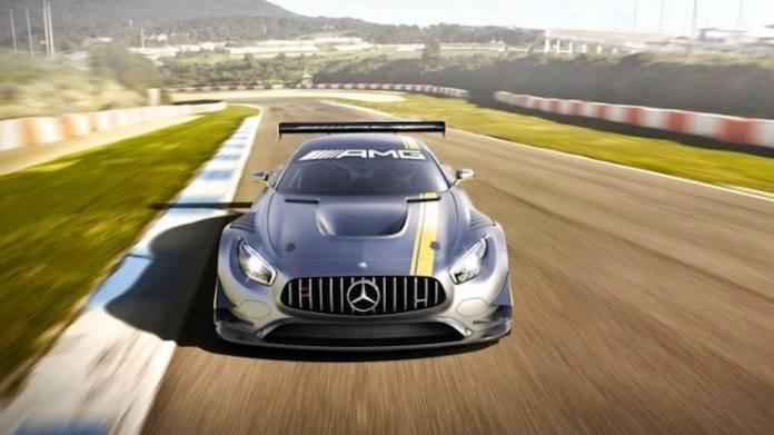 Mercedes-AMG-GT3