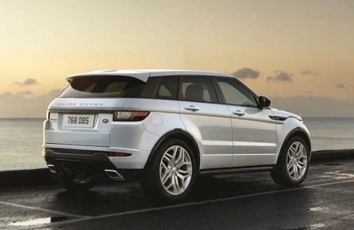 2016-Range-Rover-Evoque-rear