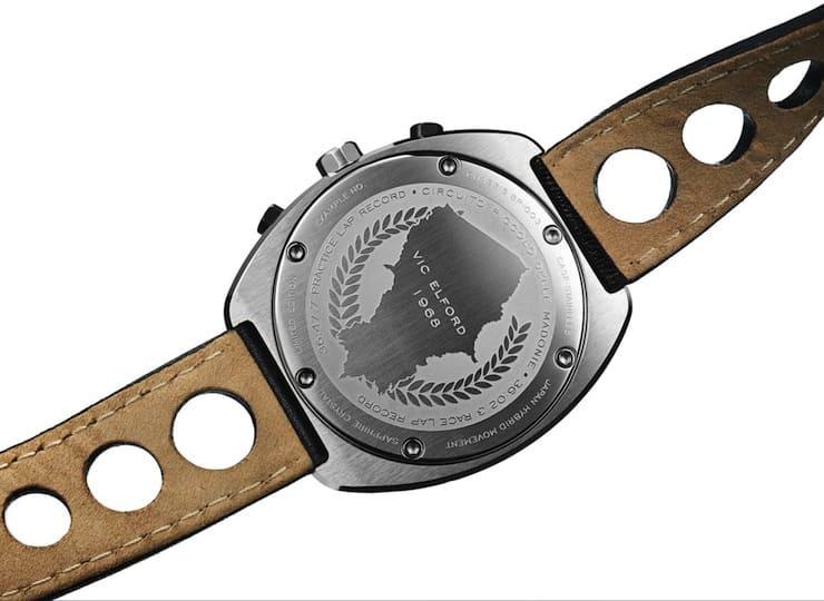 Vic Elford Prototipo Chronograph