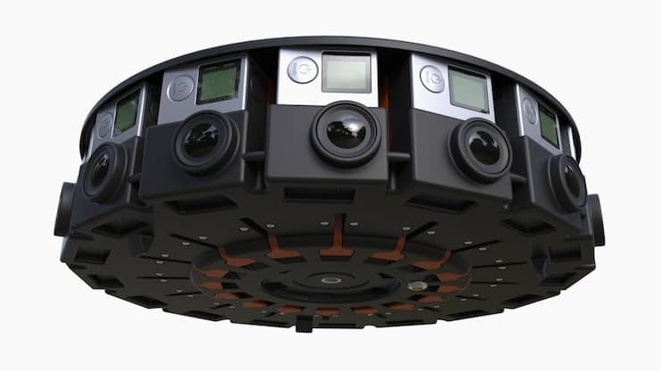 GoPro 360° Camera Array2