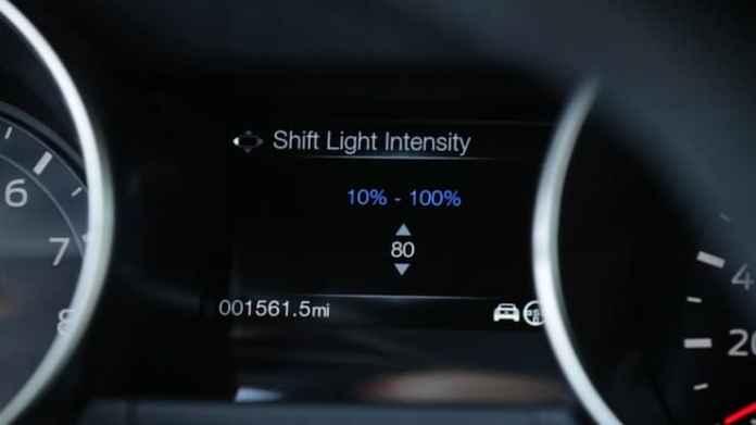 shelby-gt350-shift-light