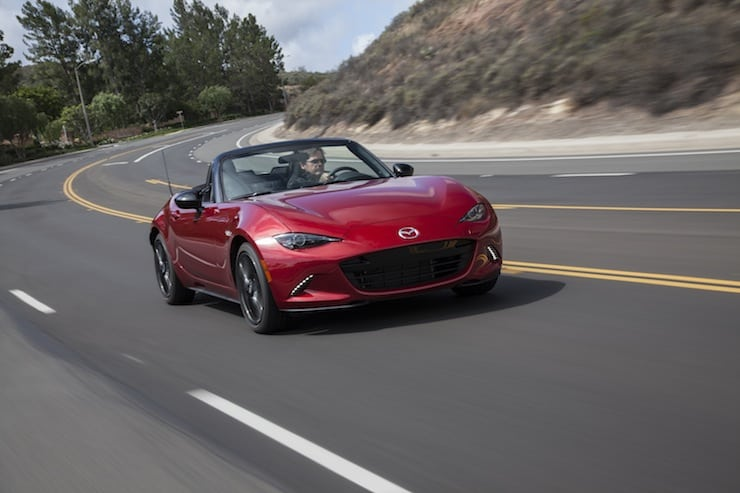First Drive: 2016 Mazda Miata Review – Part 2
