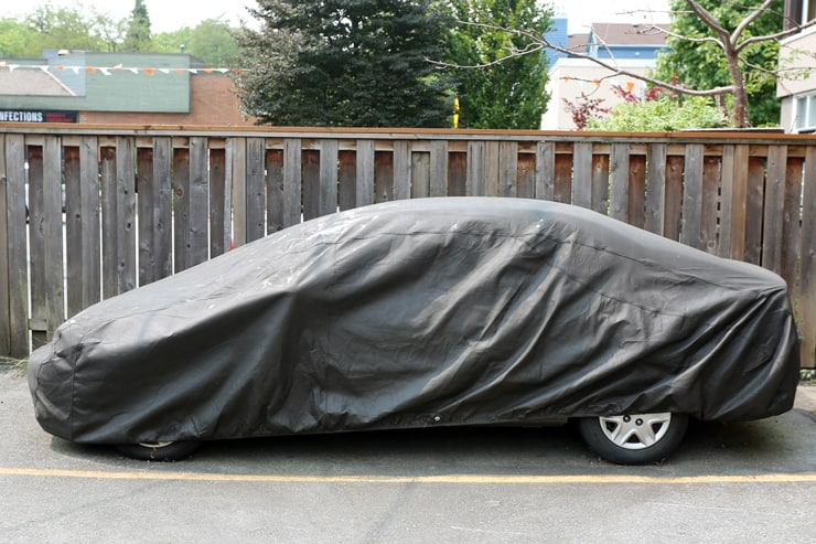 Autoglym Hi-Tech Car Cover