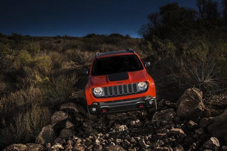 2016 Jeep Renegade Specs