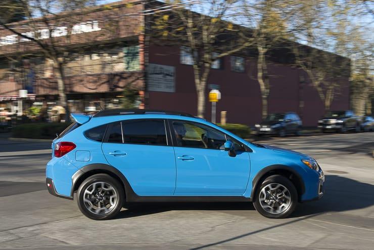 Subaru Forester Review 2015 >> First Drive: 2016 Subaru Crosstrek Review