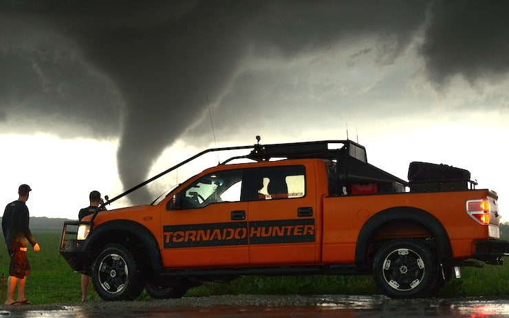 2015 ford f150 tornado hunter