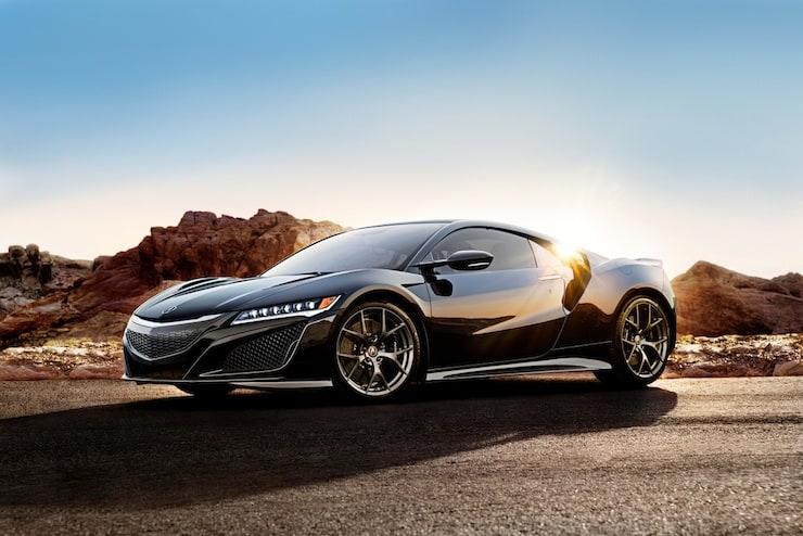 2017 Acura NSX price