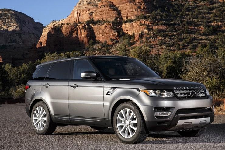 first drive 2016 range rover td6 diesel review. Black Bedroom Furniture Sets. Home Design Ideas