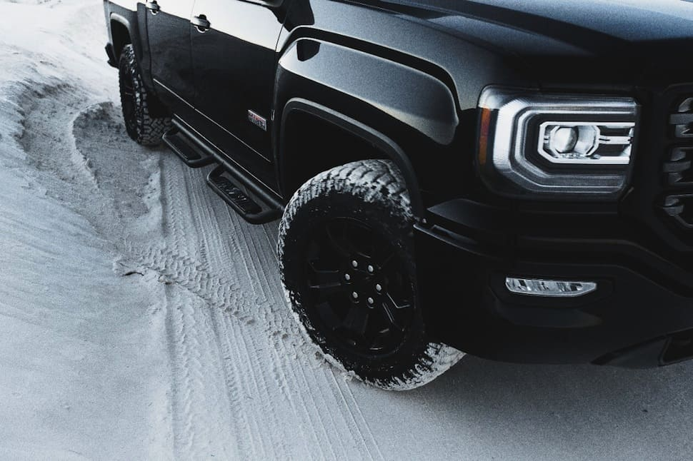 2016 Sierra All Terrain X-tire