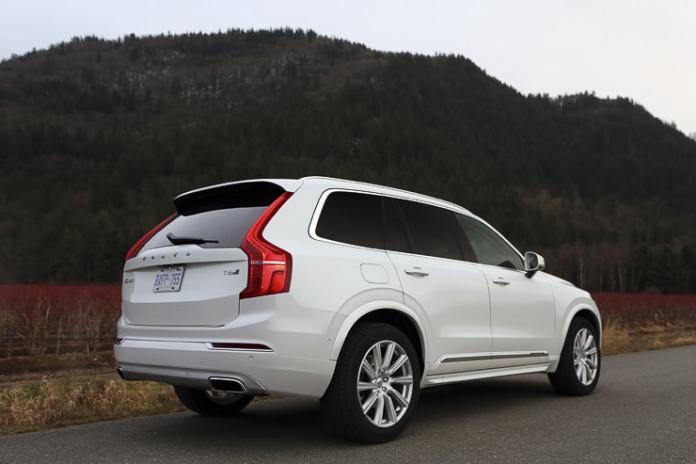 2016 Volvo XC90 Review