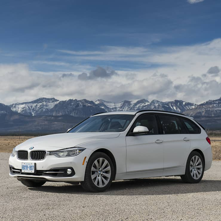 In Pictures: Quick Getaway In The 2016 BMW 328i Touring