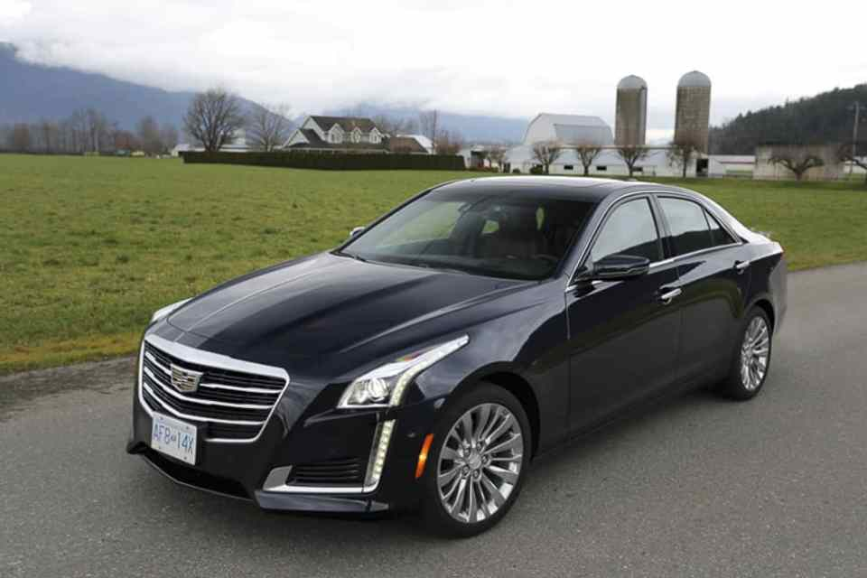 2016 cadillac cts review