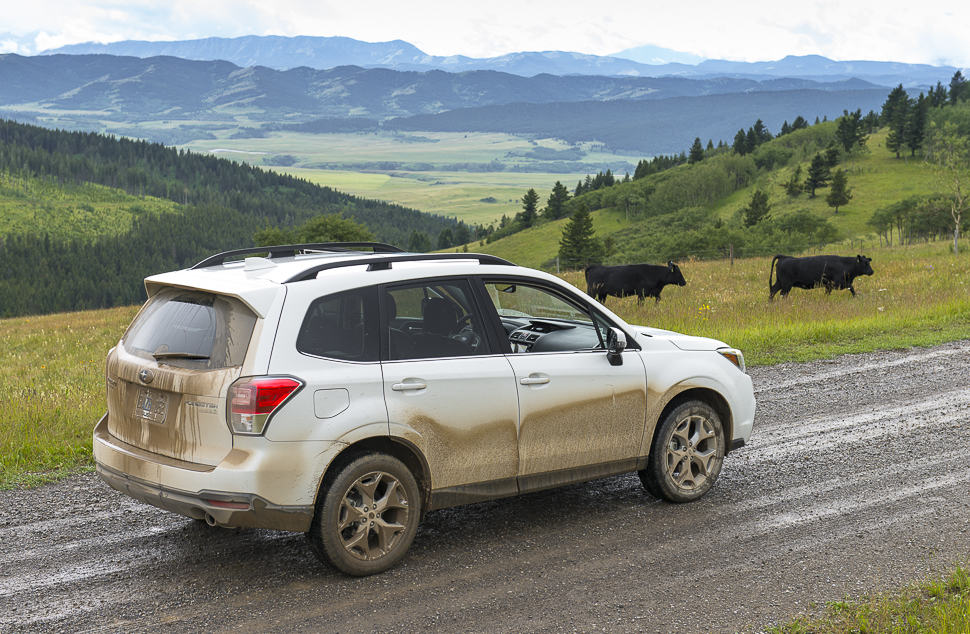 2017 Subaru Forester Review (12 of 22)