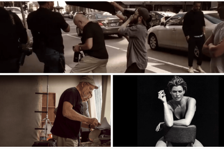 2017 pirelli calendar behind the scenes