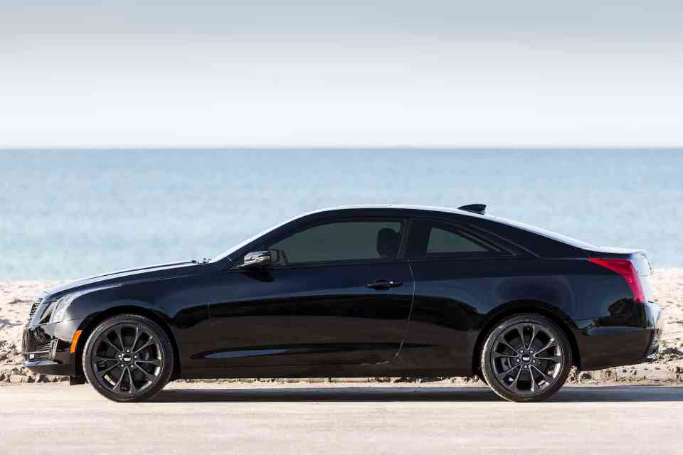 2016 Cadillac ATS Coupe Review