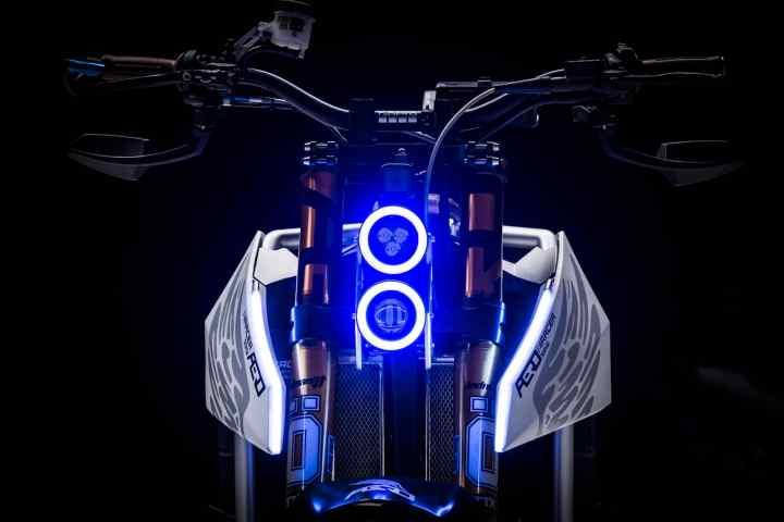 Gallery: The Aero E-Racer Motorcycle Prototype