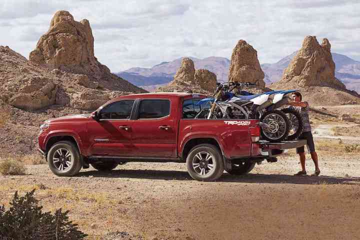 Tacoma 4x4 Double Cab V6 TRD Off-Road edition