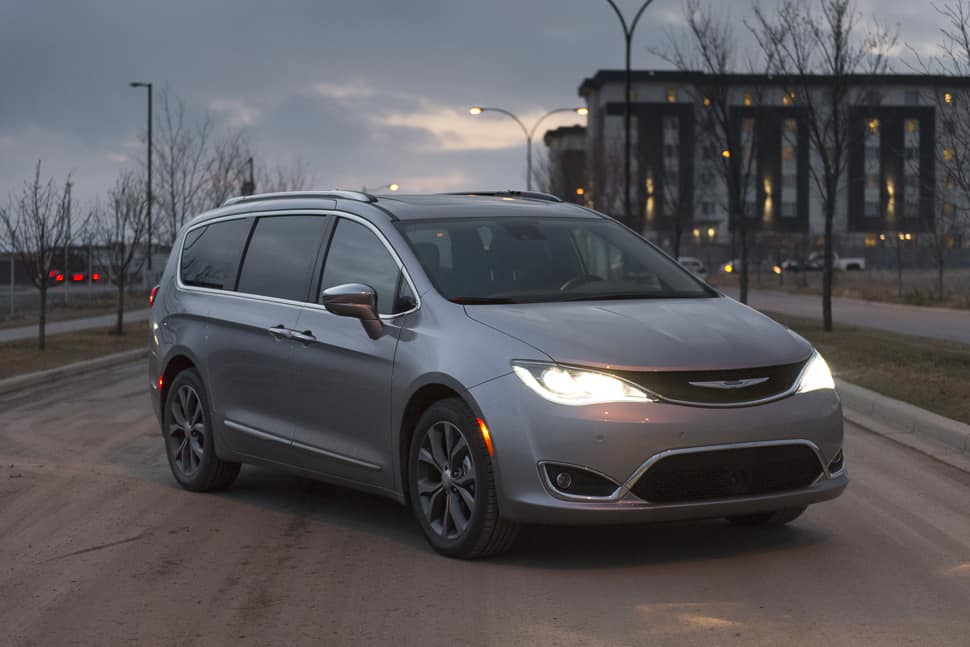 Popular 2017 Chrysler Pacifica Review Do Families Needs A Premium Minivan