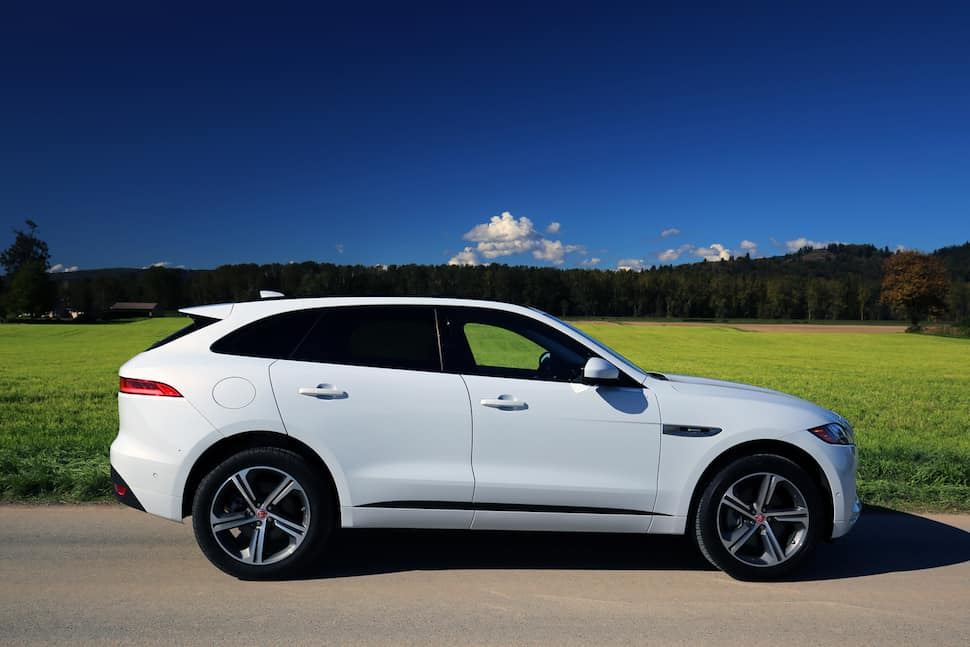 2017 Jaguar F Pace R Sport Review The Latecomer Performance Suv