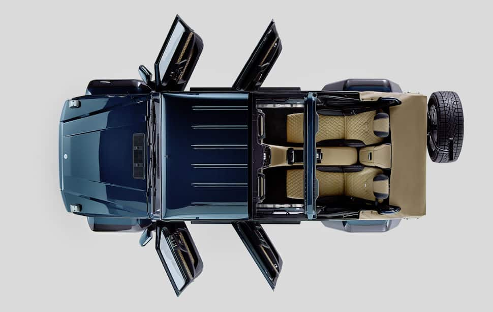 Mercedes-Maybach G 650 Landaulet SUV