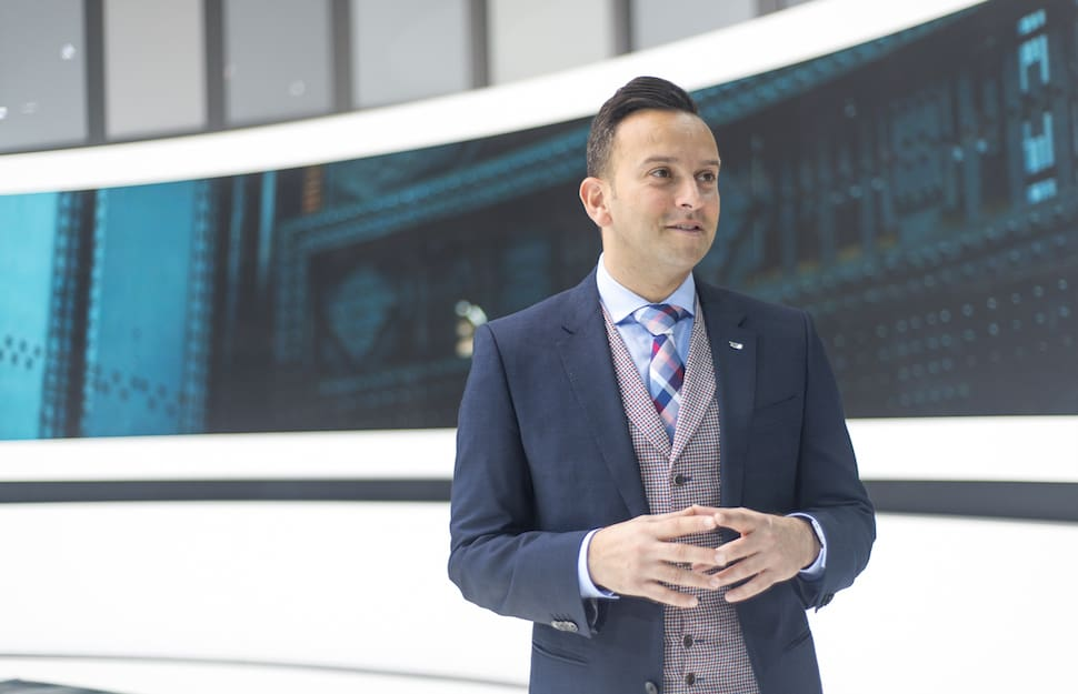 Chat with Mahmoud Samara: Cadillac Canada's Managing Director on Daring Greatly and Repositioning an Iconic Brand