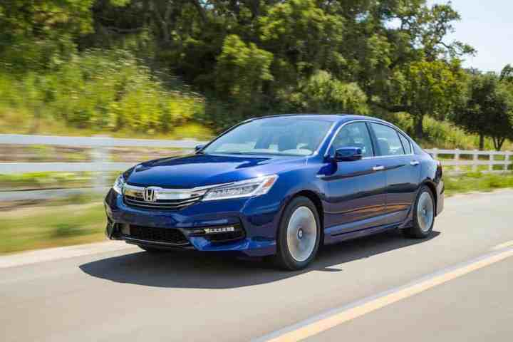 2017 Honda Accord Hybrid review