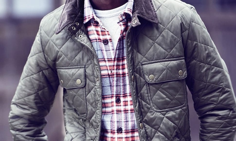 Barbour Quilted Tinford Jacket